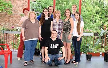 тренинг актерского мастерства - Искусство Перевоплощения в Жизни и Бизнесе