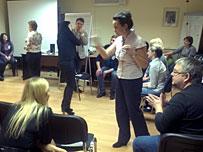 тренинг интенсив Харизматичный Оратор - Видеотренинг: Работа в Жанрах