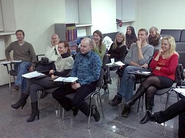 тренинг Харизматичный Оратор - Словесная Импровизация