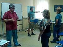 тренинг Харизматичный Оратор на английском языке