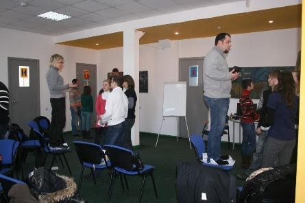 тренинга ораторского мастерства